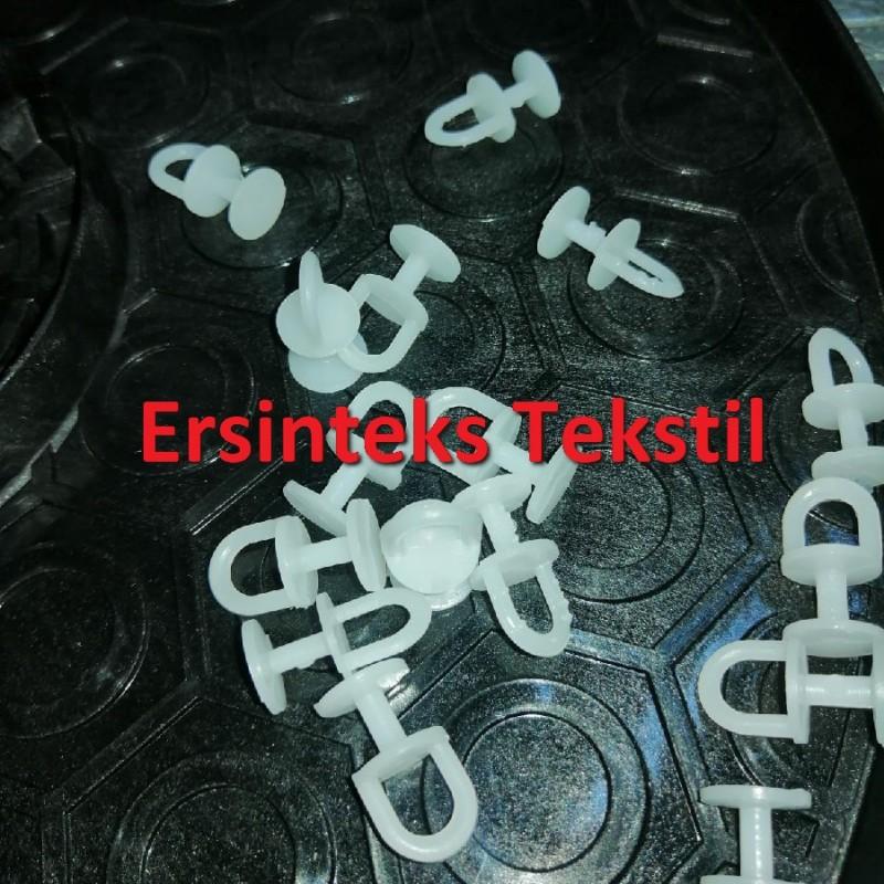 Пластиковые Крючки для штор №06